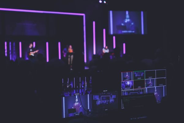 $6000 Church Live Streaming Setup